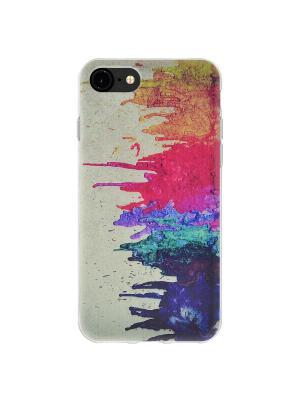 Чехол для телефона UFUS. Цвет: белый