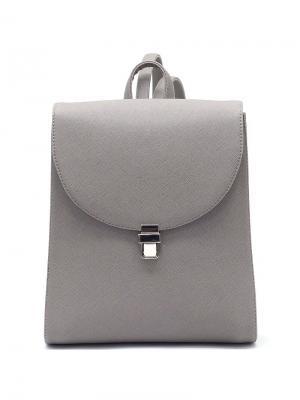 Рюкзак Solo true bags. Цвет: темно-серый