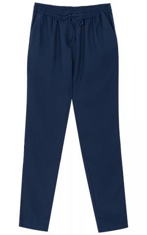 Синие брюки La reine blanche