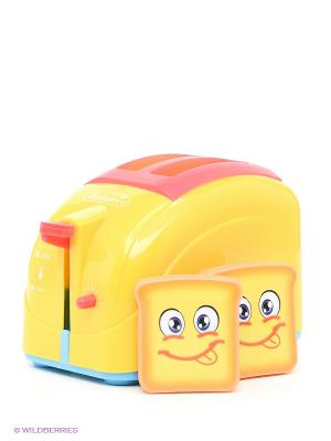 Тостер Joy Toy. Цвет: желтый