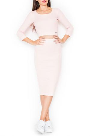 Комплект KATRUS. Цвет: pink