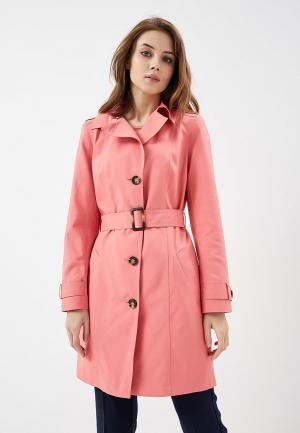 Плащ Marks & Spencer. Цвет: розовый