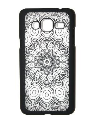 Чехол для Samsung G530 Lola. Цвет: черный