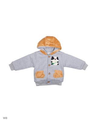Куртка Happy Bear. Цвет: серый