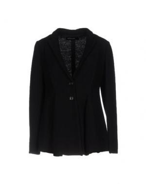 Пиджак FABRIZIO LENZI. Цвет: черный