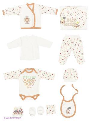 Комплект одежды Bestido. Цвет: белый