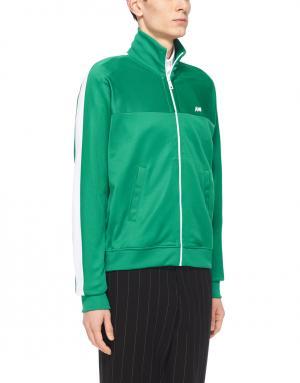 Спортивная куртка Ami. Цвет: зеленый