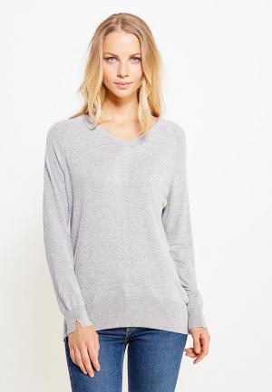 Пуловер adL. Цвет: серый