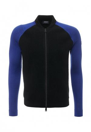Кардиган Armani Jeans. Цвет: синий