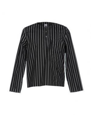 Pубашка OPENING CEREMONY. Цвет: черный