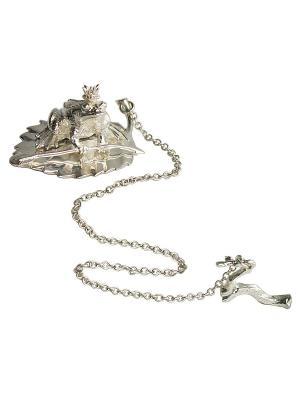 Ионизатор воды Царевна-лягушка Диковинка. Цвет: серебристый