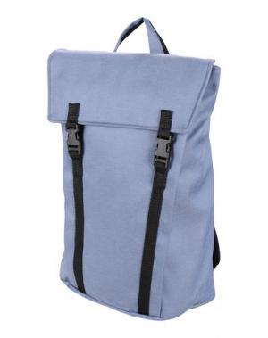 Рюкзаки и сумки на пояс MH WAY. Цвет: грифельно-синий