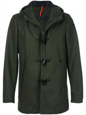Пальто Montgomery Rrd. Цвет: зелёный