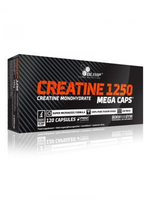 Креатин OLIMP Creatine Mega Caps 120 капс Nutrition. Цвет: черный