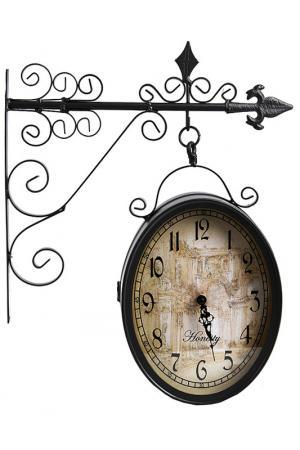 Часы настенные уличные Arthouse. Цвет: мультицвет