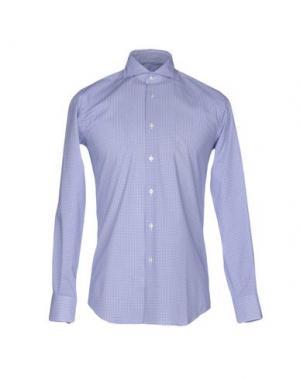 Pубашка QUEENSWAY. Цвет: синий