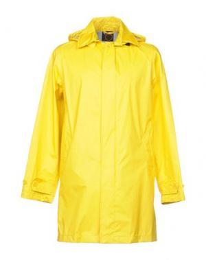 Легкое пальто ASPESI NORD. Цвет: желтый