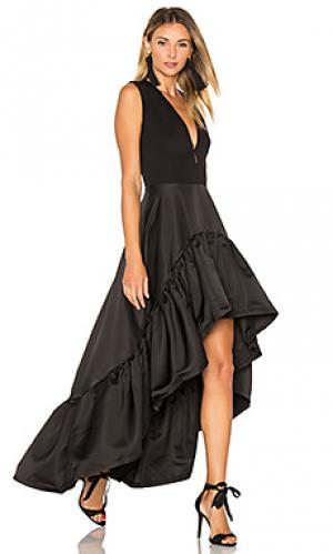 Платье julia Bronx and Banco. Цвет: черный