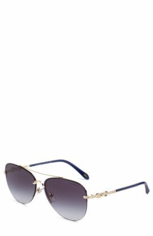 Солнцезащитные очки Tiffany & Co.. Цвет: черный