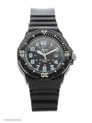 Часы Casio LRW-200H-1B. Цвет: черный