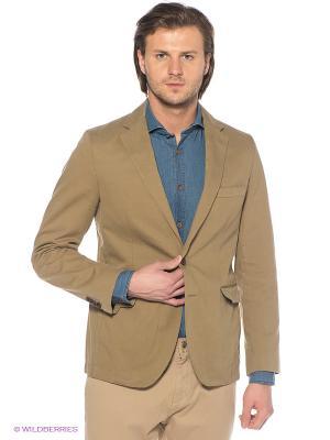 Пиджак ARROW. Цвет: хаки