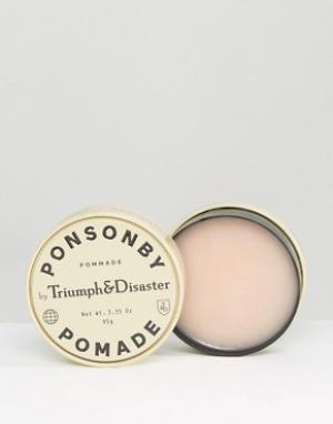 Triumph & Disaster Помада для волос Ponsonby. Цвет: мульти