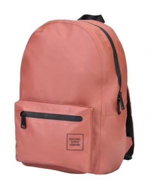 Рюкзаки и сумки на пояс HERSCHEL SUPPLY CO.. Цвет: кирпично-красный