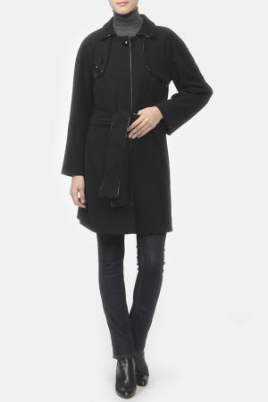 Пальто MODART. Цвет: черный