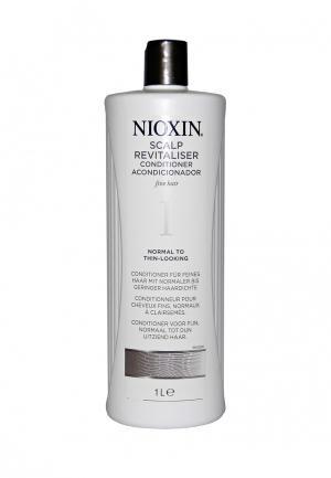 Увлажняющий кондиционер Система 1 Nioxin. Цвет: белый