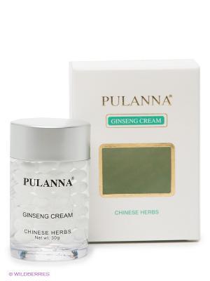 Крем Ginseng Cream PULANNA. Цвет: прозрачный, белый