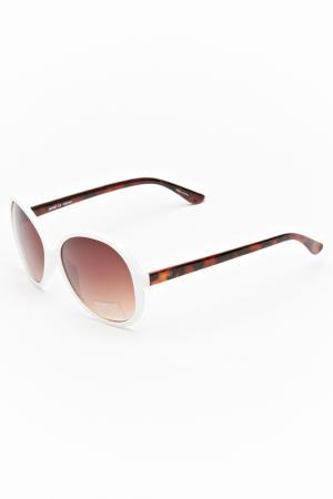 Очки солнцезащитные Esprit. Цвет: бежевый