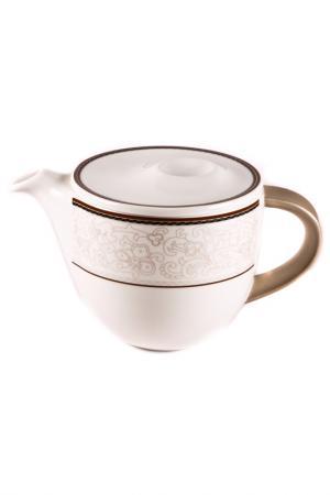 Чайник 0,65 л Royal Porcelain. Цвет: белый