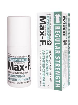 Антиперспирант Max-F NoSweat 15%. Цвет: зеленый