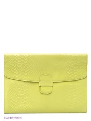 Сумка IVS. Цвет: зеленый