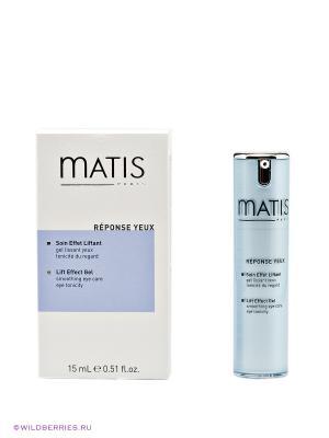 Крем с лифтинг эффектом для кожи вокруг глаз, 15 мл Matis. Цвет: прозрачный