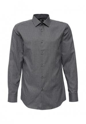 Рубашка Boss Hugo. Цвет: черный