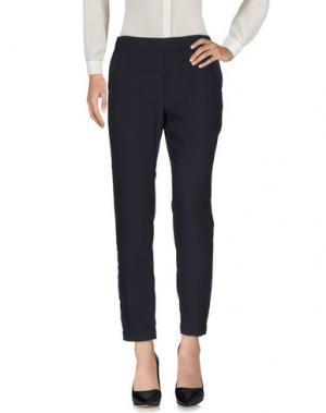 Повседневные брюки -A-. Цвет: темно-синий
