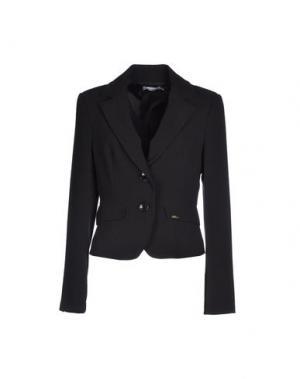 Пиджак MRESALE. Цвет: свинцово-серый