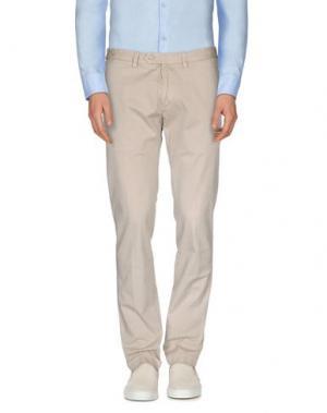 Повседневные брюки JEY COLE MAN. Цвет: слоновая кость