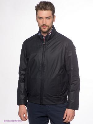 Куртка Claudio Campione. Цвет: синий, белый, черный