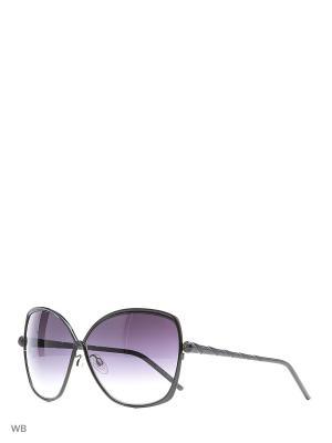 Солнцезащитные очки RR 523 01 Rock & Republic. Цвет: черный