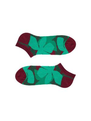 Носки Sammy Icon. Цвет: зеленый, коричневый