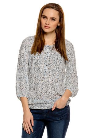 Блузка Tom Tailor 203136502706593. Цвет: темно-синий