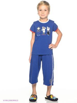 Комплект одежды Nirey. Цвет: синий