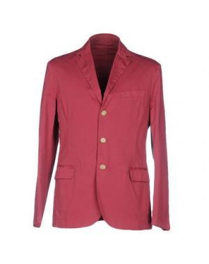 Пиджак JEY COLE MAN. Цвет: пурпурный