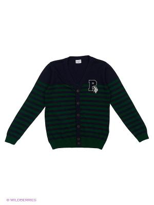 Кардиган U.S. Polo Assn.. Цвет: зеленый