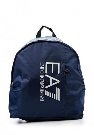 Рюкзак EA7. Цвет: синий