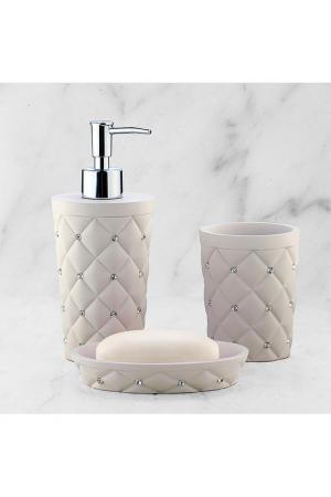 Набор для ванной Sofi De Marko. Цвет: пудровый