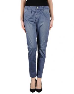 Повседневные брюки AT.P.CO. Цвет: грифельно-синий