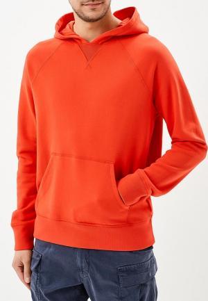Худи Drykorn. Цвет: оранжевый